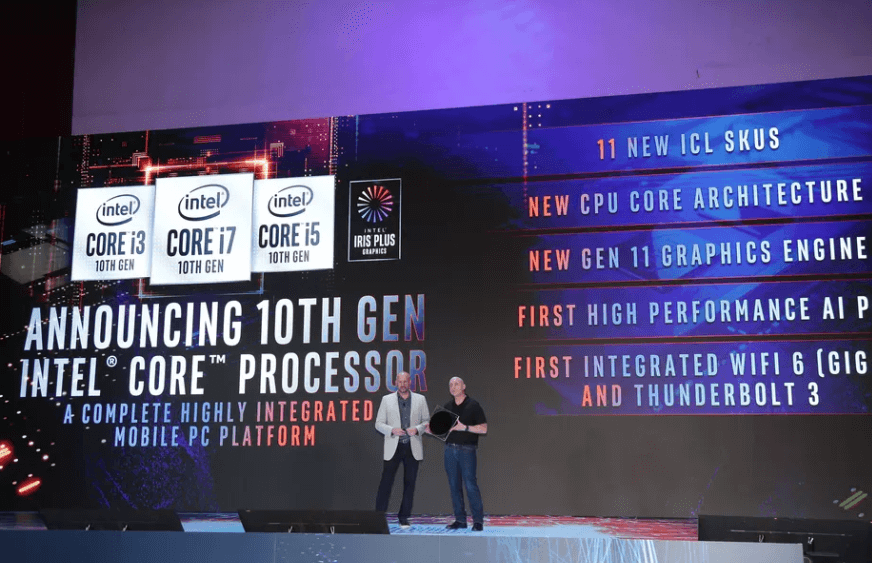 Questions and answers about 10th generation Intel desktop chips