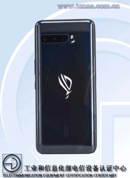 ROG Phone 3 comes with Snapdragon 865 and 16 GB of RAM in TENAA certification