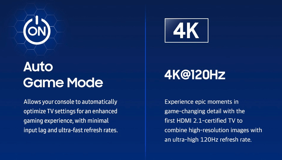 Therefore, Samsung today revealed that its new line of new QLED TVs will be equipped with the new connection, bringing support to AMD FreeSync Premium