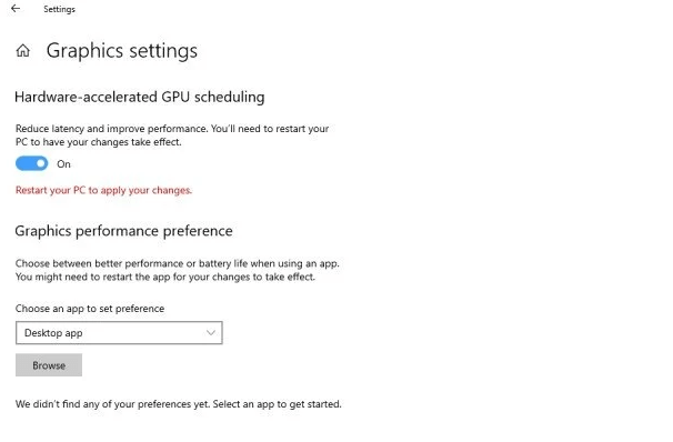 What is Hardware-accelerated GPU Timing Feature, How To Turn It On