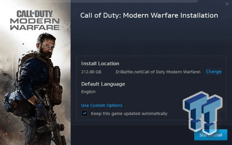 Call of Duty Modern Warfare now occupies more than 200 GB on PC