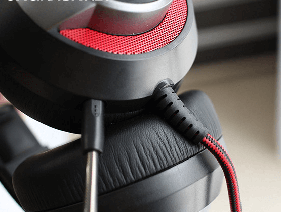 XPG EMIX H30 SE headset review - Removable cable is missing