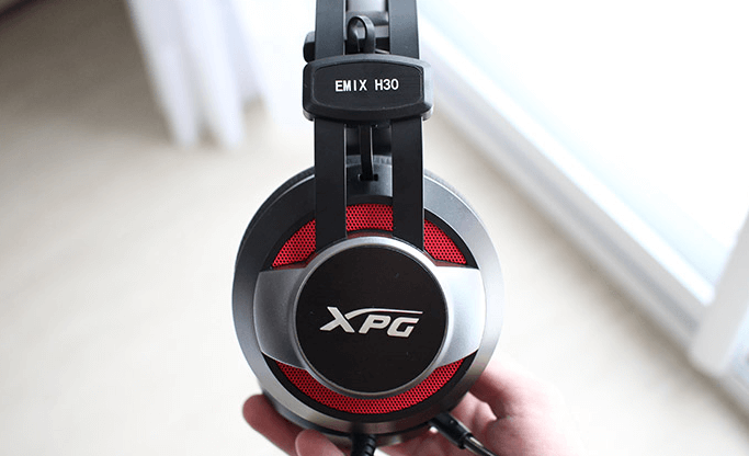 XPG EMIX H30 SE headset review - We found a mixture of metal and plastic in its construction
