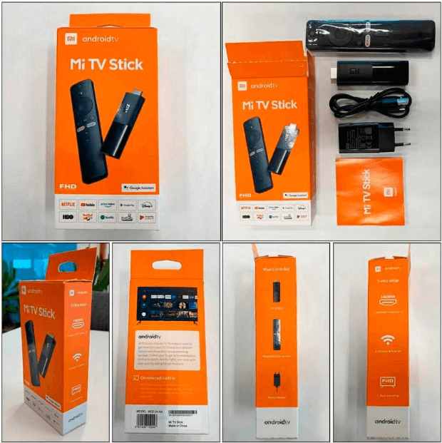 Xiaomi Mi TV Stick appears in full leak for from $49