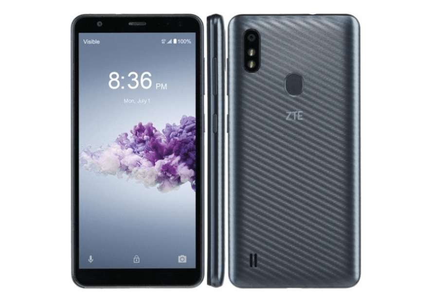 ZTE Blade A3 Prime is announced with removable battery, Android 10 and modest specifications