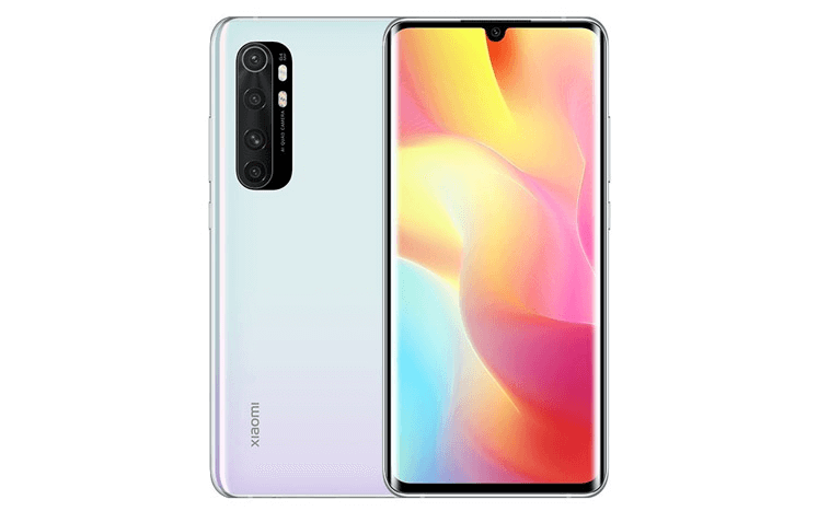 ALL XIAOMI Smartphones launched in 2020 - Xiaomi Mi Note 10 Lite