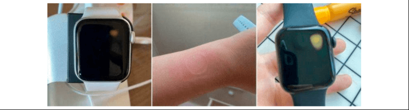 Apple Watch SE presents overheating problems