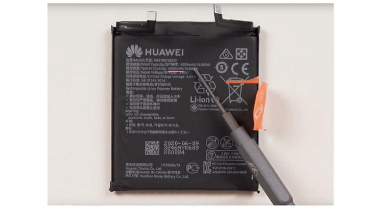 Huawei Mate 40 Pro in detail - Battery capacity is great if we compare directly with previous models as Huawei s system is very well optimized