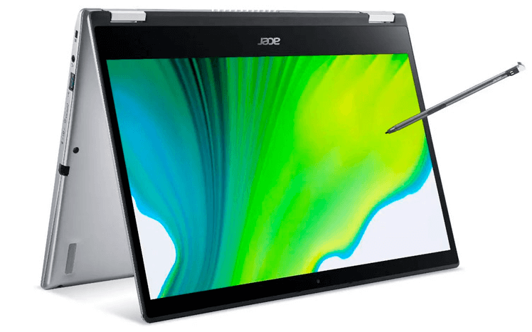 Is it worth buying the ASUS Zenbook 14 UX434FA REVIEW - Competitors - Acer Spin 3 SP314