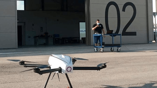 Quaternium drone breaks world record flying for 10 hours and 14 minutes without recharging
