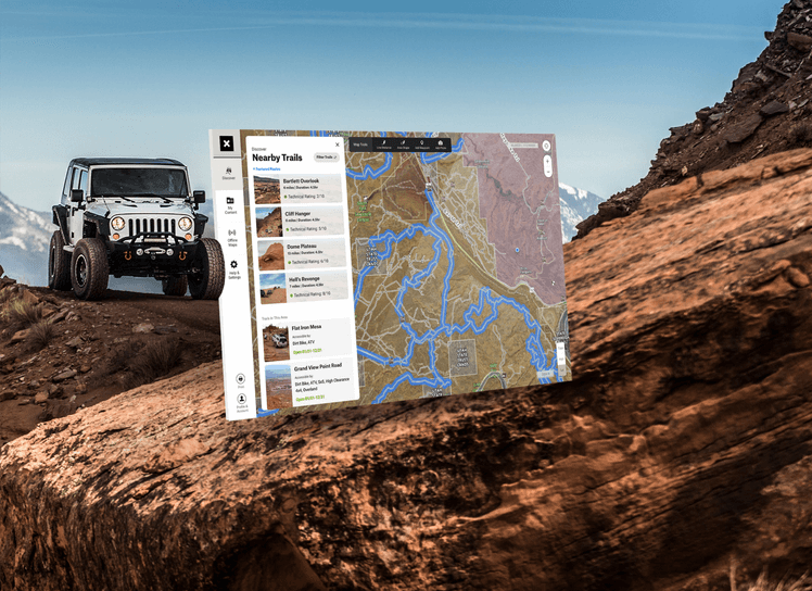 Best off-road GPS apps for android and IOS in 2021
