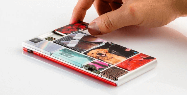 OPPO patents removable camera module technology - Project Ara modular cell phone idea