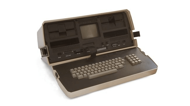 Unforgettable Laptop Models That Left Their Mark in History - Osborne 1, World s First Portable Computer