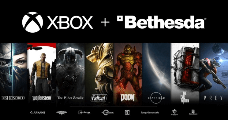 Microsoft officially announces the acquisition of ZeniMax Media, Bethesda's parent company