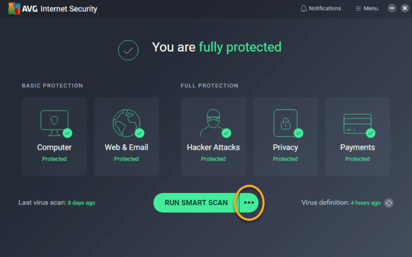 The best free antivirus for Windows in 2021 - AVG Free