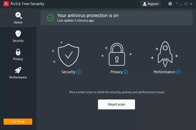 The best free antivirus for Windows in 2021 - Avira Free