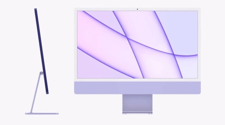 What changes in the new iMac 2021- iMac 2021 has a 24.5 inch screen