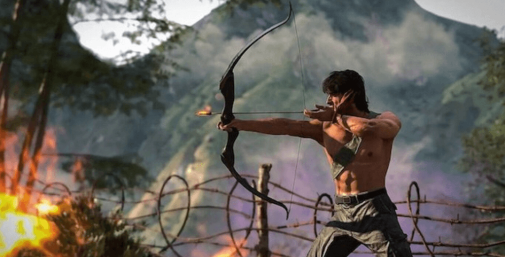 See how to get Rambo's bow in Call of Duty Warzone