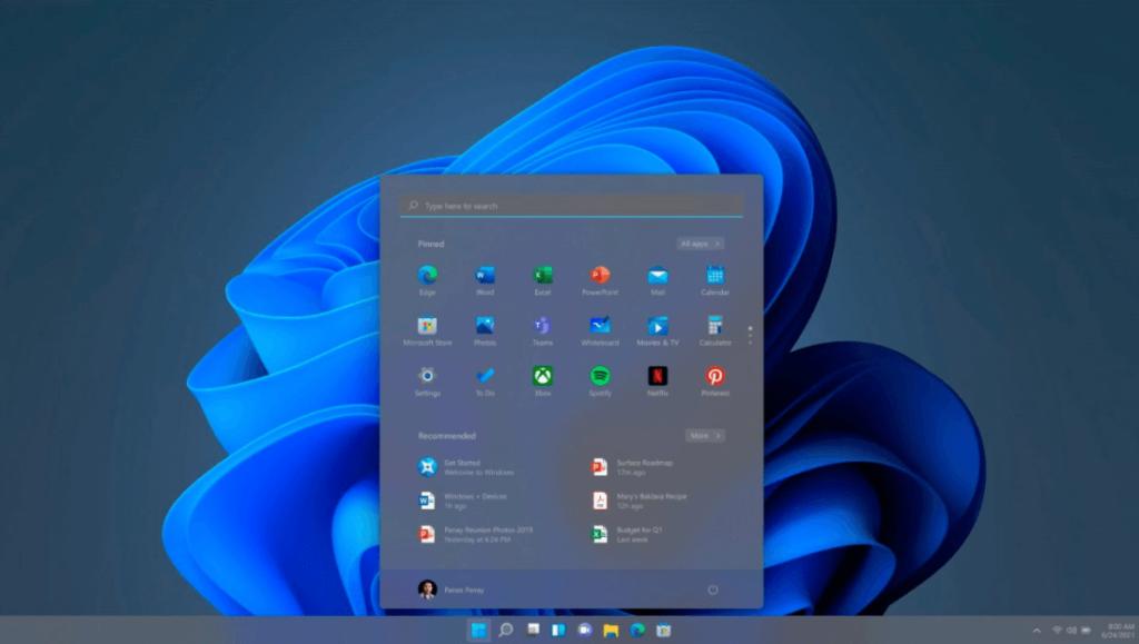 What's New in Microsoft's System? - Windows 11 Dark Mode