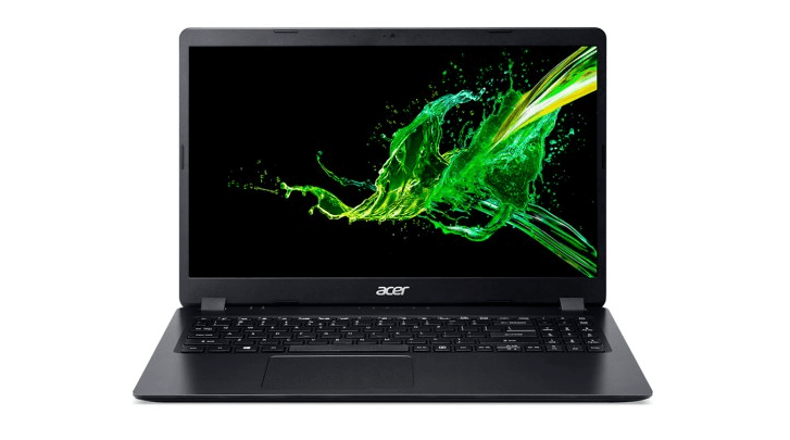 The best cheap notebooks to work and study in 2021- Acer Aspire 3 A315
