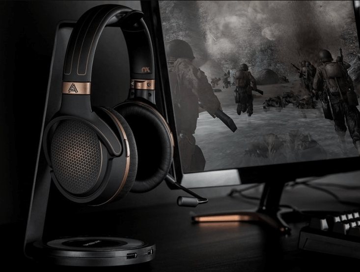Why you shouldn't buy a 5.1 or 7.1 channel USB or Bluetooth gaming headset - Headset with Audeze Mobius magnetic planar driver